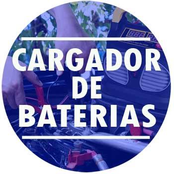 cargadores de baterias